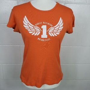 Harley Davidson Twin Cities Lakeville MN Tee